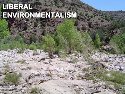 CONSERVATIVE ENVIRONMENTALISM  vs LIBERAL ENVIRONMENTALISM