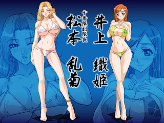 Matsumoto + Orihime