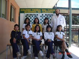 5º Verde Damas (Generacion_2007)