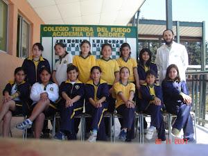 5º Amarillo Damas (Generacion_2007)