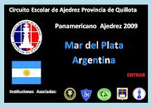 PANAMERICANO DE AJEDREZ MAR DEL PLATA ARGENTINA (15 al 22 agosto 2009)