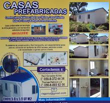 CASAS PREFABRICADAS CON TECNOLOGÍA DE ULTIMA GENERACION EN CONSTRUCCION