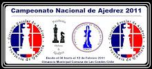 NACIONAL DE AJEDREZ 2011