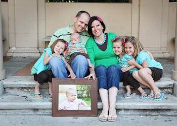 Waite Family 2009