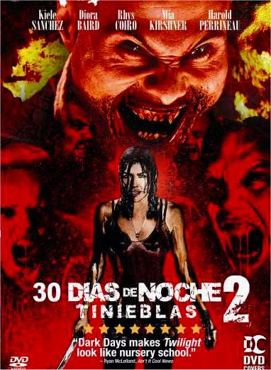 Tinieblas 30 Dias Oscuridad 2 DVDRip Español Latino Descarga 1 Link