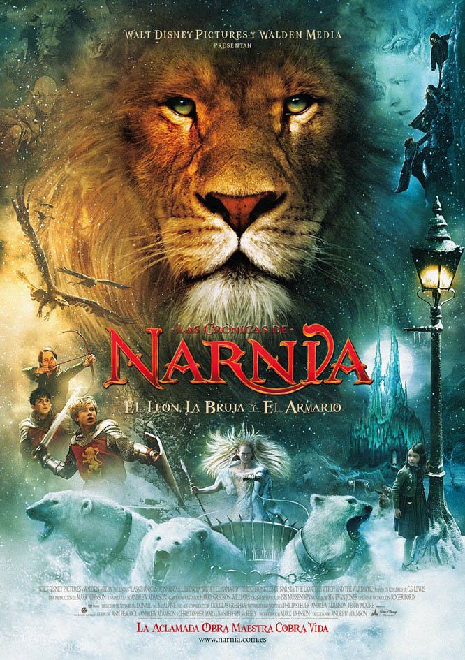 Las Crónicas de Narnia - Wikipedia, la enciclopedia libre