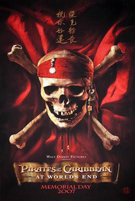 Piratas del Caribe 3 audio latino
