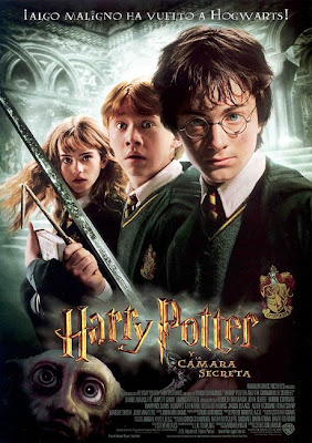 Harry Potter y la Camara Secreta (2002) - Latino