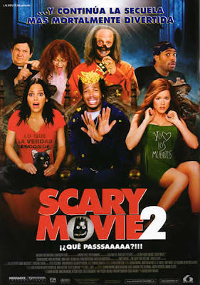 Scary Movie 2 latino, descargar Scary Movie 2, Scary Movie 2 online