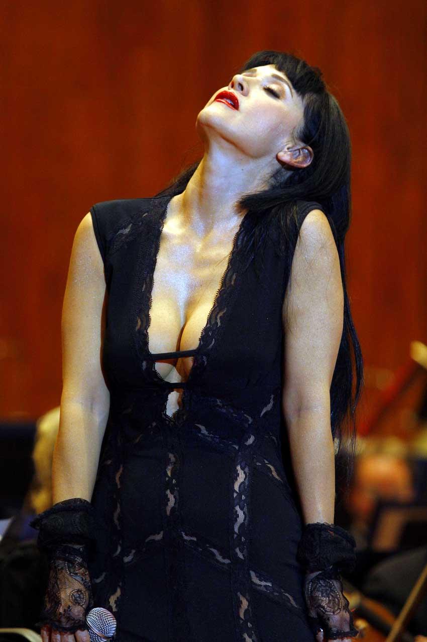 Susana Zabaleta En La Sala Ollin Yoliztli