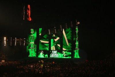Resultat de Raw du lundi, 28 mai 2012. Triple+H+Entrance