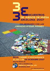 Cartel de los 3º Encuentros
