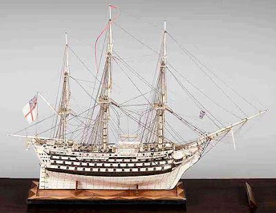 Model HMS Victory