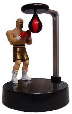 Interactive USB Boxer