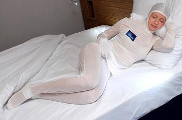 'Itch-free' pyjamas
