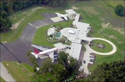 John Travolta's Home