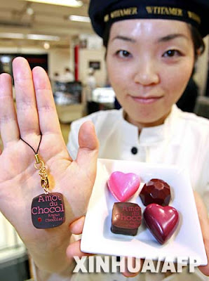 Chocolate Jewelleries