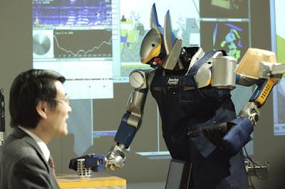 Humanoid robot HRP-2