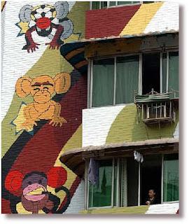 ChongQing's Doodle Street