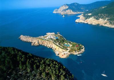 Isla de sa Ferradura Spain
