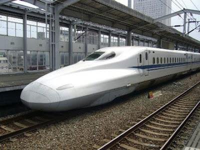 N700 Bullet Train