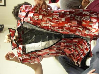 Coke Can Tux