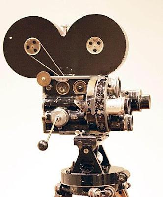 Charlie Chaplin's camera