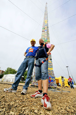Tallest Lego Tower