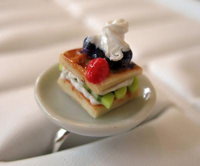 Dessert ring