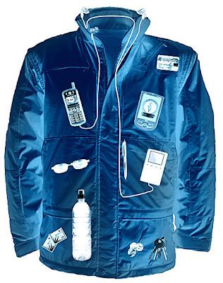 'spy-style' coat