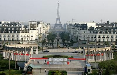 Paris in Shanghai