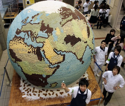 Chocolate Globe