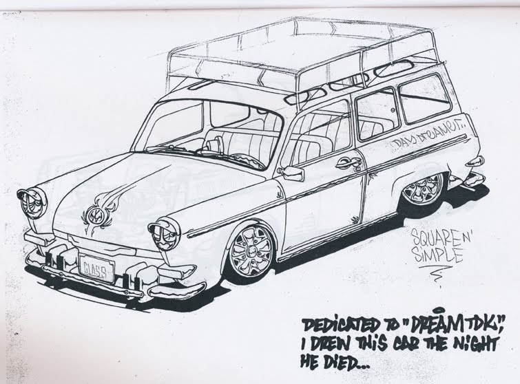 VW Coloring Book From BusFest 6