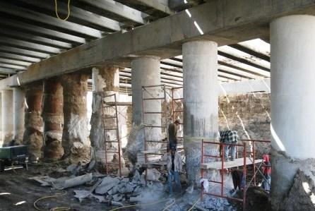 Por incumplir, multa a empresa que realizó Puente Tlaltepango
