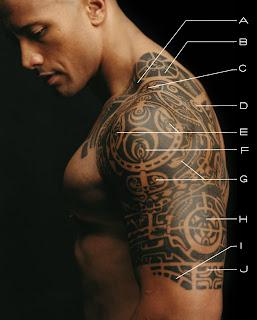 Татуировки дуэйна скалы джонсона 99