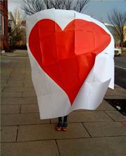 meu coração não é de papel