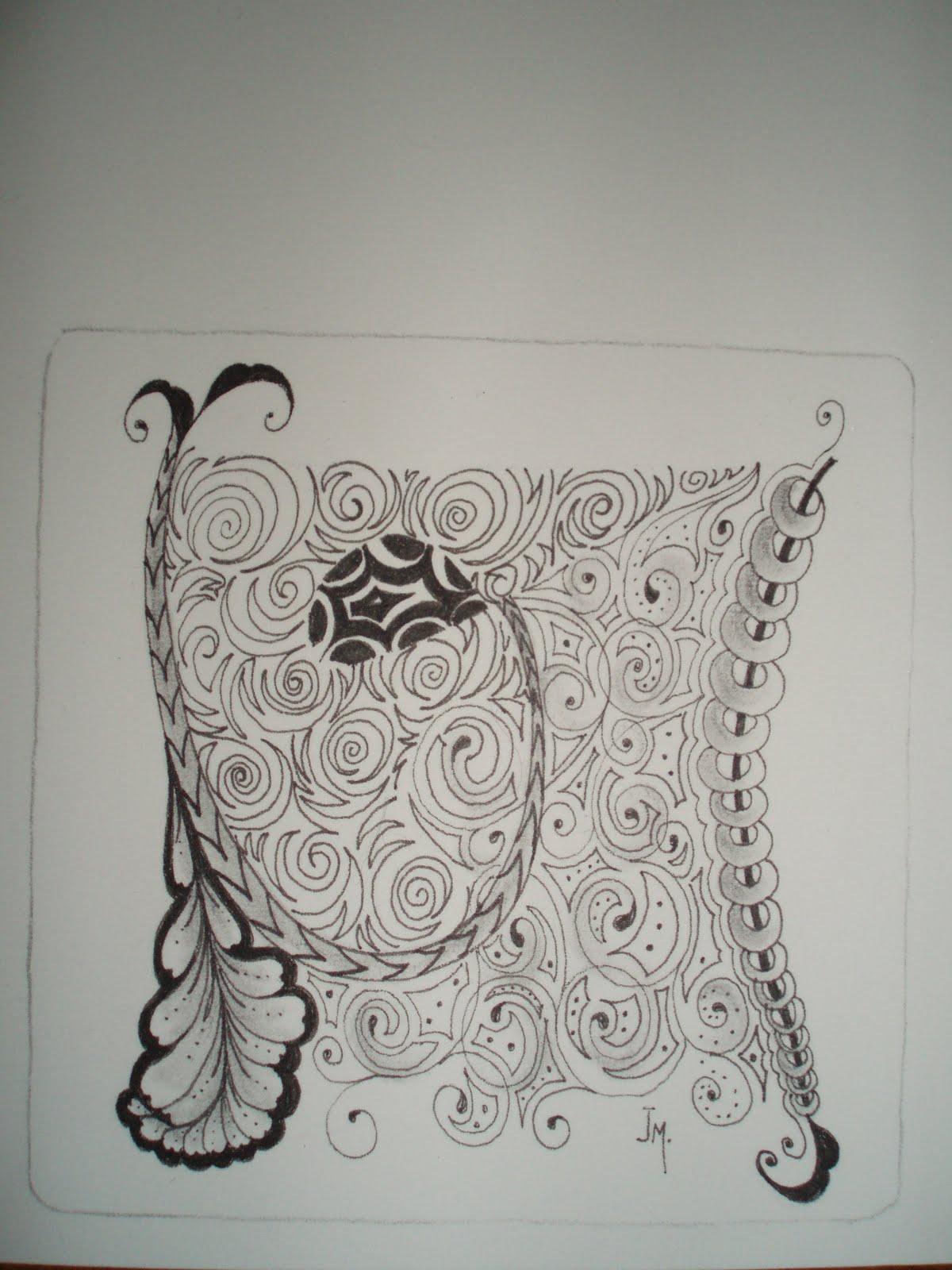 Jane Monk Studio - Longarm Machine Quilting & Teaching the Art of Zentangle?: New Zentangle ...