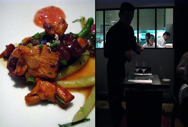 Une soir e chez william ledeuil ze kitchen galerie recette for Ze kitchen galerie menu