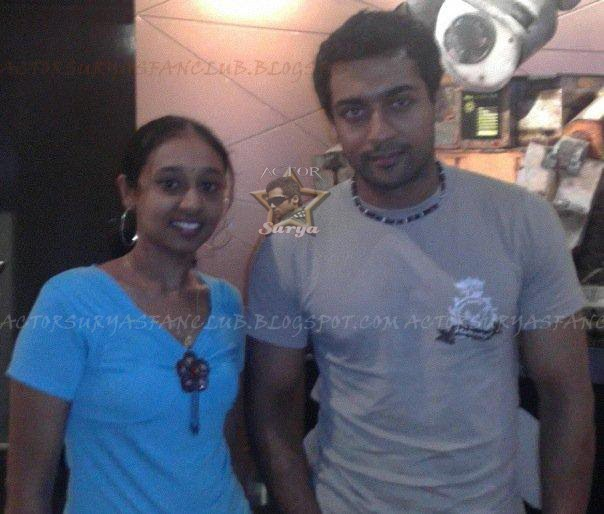 Surya Personal Photos