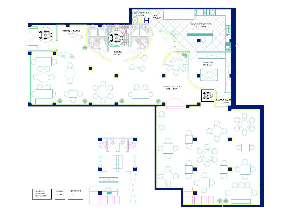 Irina proyectos 4 proyecto restaurante for Proyecto de restaurante pdf