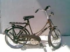 Di Jual Miniatur Sepeda kuno