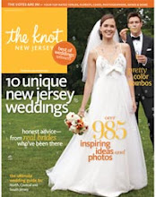 Featured on TheKnot New Jersey Best of Weddings 2010
