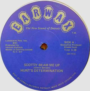 Hunt's Determination Band - Scotty Beam Me Up