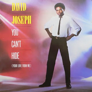 David Joseph - You Can't Hide (Your Love From Me); from the LP The Joys Of Life (1983)