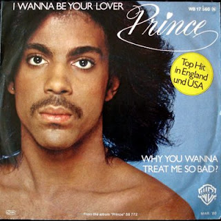 Prince - I Wanna Be Your Lover (1979)