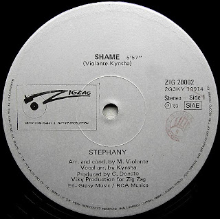 Stephany - Shame (1983)