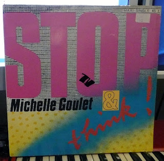 Michelle Goulet - Stop & Think (1986)