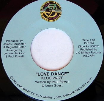 Klockwize - Love Dance - Cruzamatic