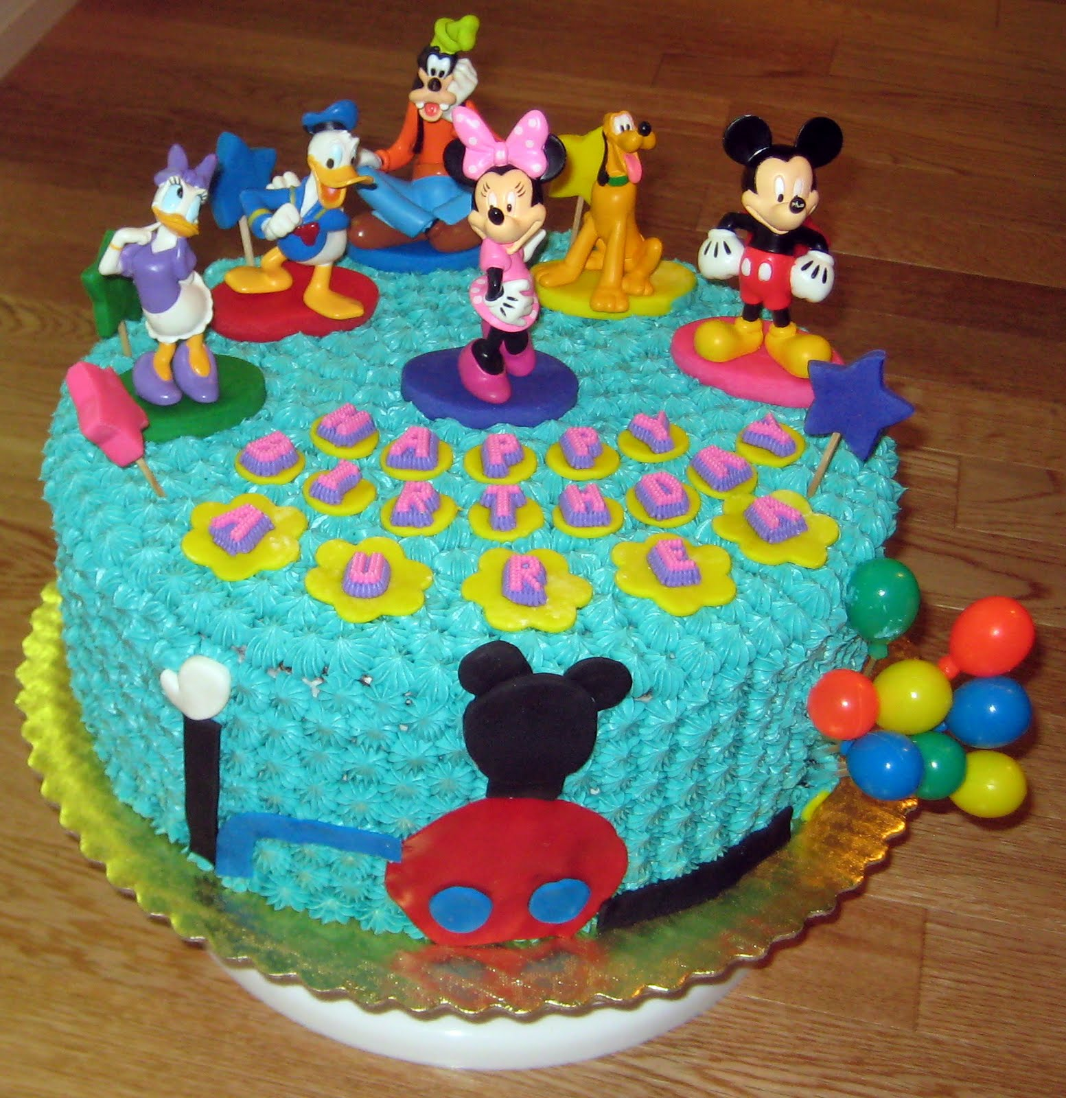 Mickey Mouse Clubhouse Cakes Sweet celebrations