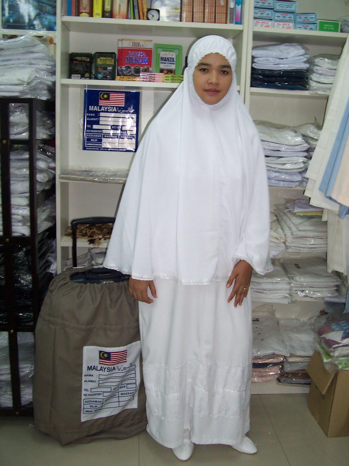 Pakaian Haji Dan Umrah Koleksi Ana